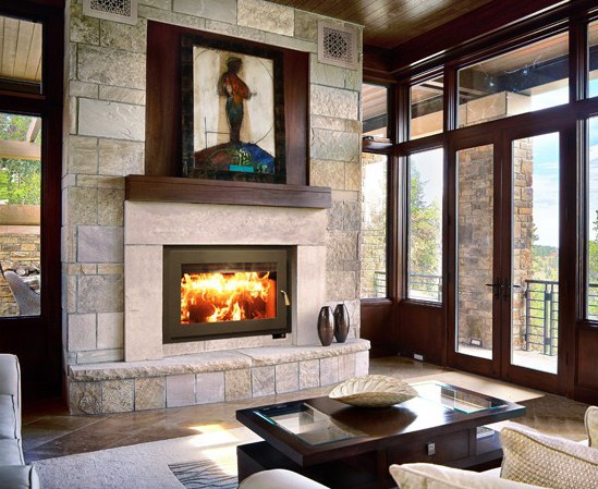 High Efficiency Systems Bromwell S, Best Energy Efficient Wood Fireplaces